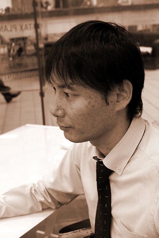 小口彰 Akira Oguchi
